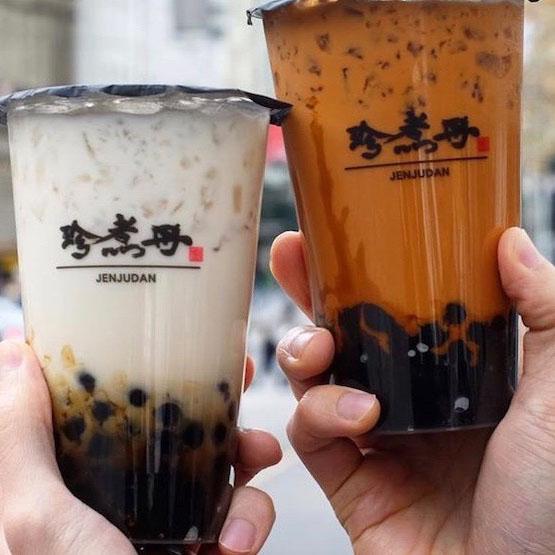 Order Jenjudan Bubble Tea